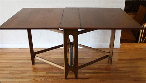 foldable dining table folding dining table 2 picked vintage