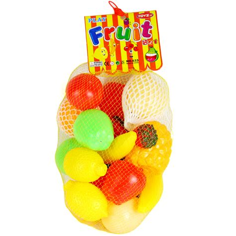 fruit plastic 20pcs lot plastic fruit kitchen toys preschool infant