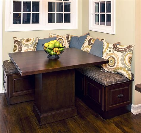 corner kitchen table with storage bench kitchen table with storage bench roselawnlutheran
