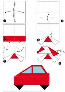 how to make origami vehicles how to make an origami car free printable