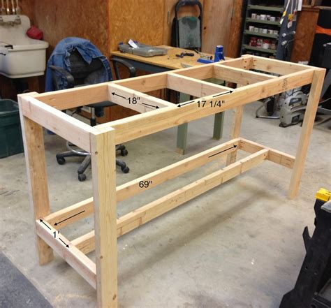build woodworking workbench wilker do s diy workbench