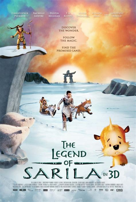 the legend of the legend of sarila