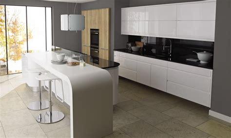 white gloss kitchen designs remo gloss white contemporary kitchen