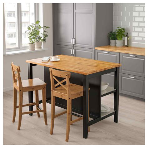 kitchen island tables ikea kitchen island table ikea deductour