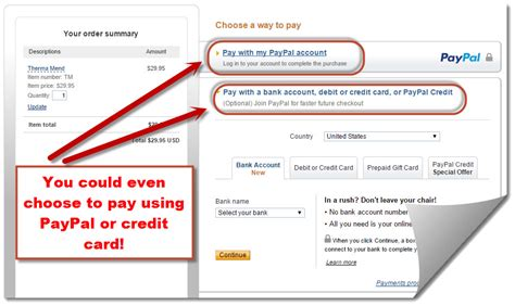 how to make a website that accepts credit cards my quest paypal s choice of payment