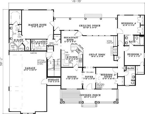 split bedroom house plans one story split bedroom home plans home design and style