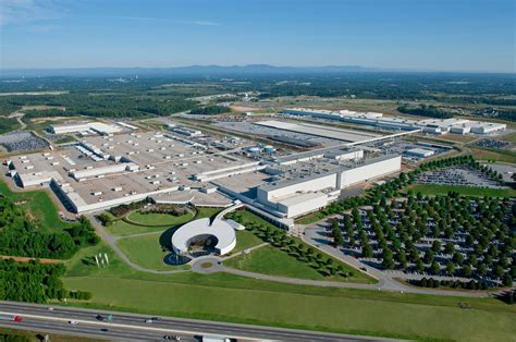 Bmw South Carolina by Bmw South Carolina Plant Overhead View Photo 1