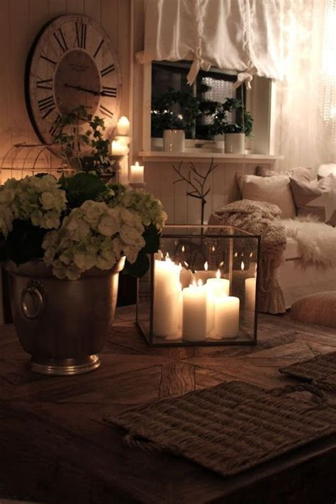 to decorate your home ideas to decorate your home with candles
