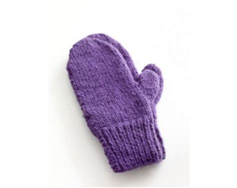 easy toddler mitten knitting pattern easy knit mittens pattern brand yarn