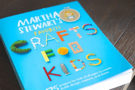 martha stewart kid crafts crafts week and a giveaway lemonade