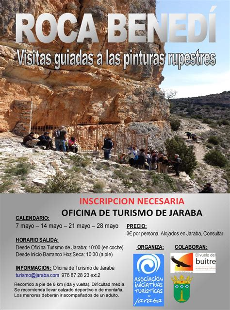oficina de turismo calatayud visitas guiadas a roca bened 237 turismo jaraba zaragoza