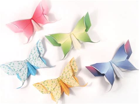 origami buterfly origami butterfly make it for a simple sweet souvenir