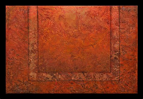 acrylic painting on wood techniques radiant textures series 07 by wolfgang gersch acrylic