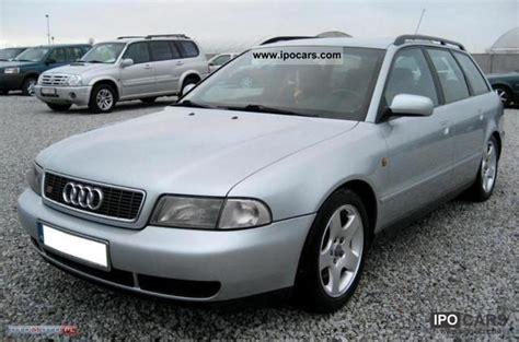 1998 Audi A4 1 8t by 1998 Audi A4 1 8t Quattro Bezwyp Ks Serwis Car