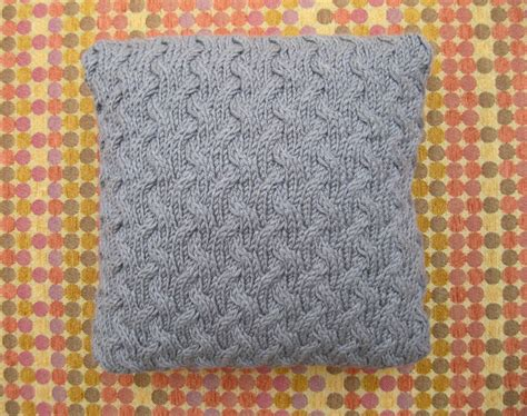 kal knitting independence pillow part 4 knit purl kal
