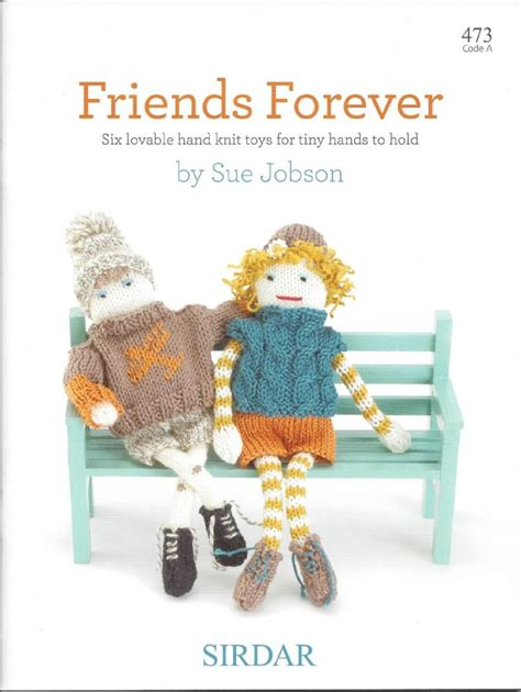 sirdar knitting pattern books sirdar book 473 friends forever sirdar snowflake chunky