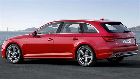 Audi A4 Avant Wagon audi a4 avant 2016 review carsguide