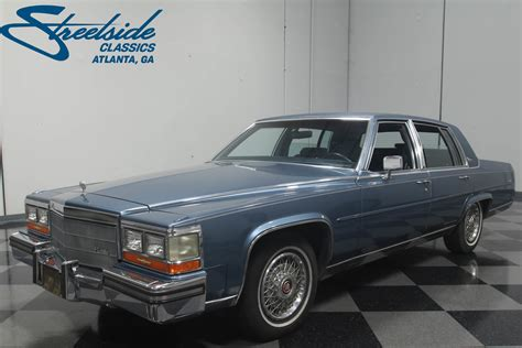 1986 Cadillac Fleetwood Brougham For Sale by 1986 Cadillac Fleetwood Brougham For Sale 57812 Mcg