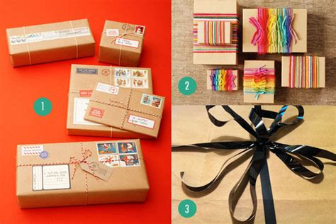 paper craft items 20 last minute gift wrap ideas using paper grocery bags