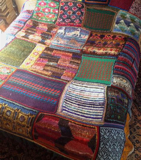 knit quilt patterns image gallery knitting a patchwork blanket