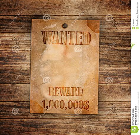 woodworker wanted vintage wanted poster on a wood stock photo image 21655000
