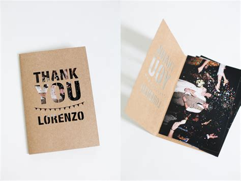 ideas for thank you cards 20 gorgeous thank you card ideas for photographers