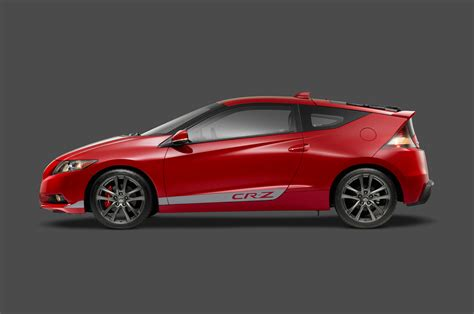 Honda Crz Hpd by Honda Cr Z Hpd Performance Concept Side Photo 1