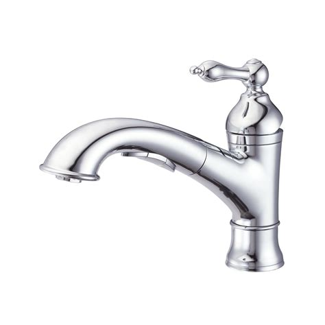 danze kitchen faucets danze d455040 fairmont single handle pull out kitchen