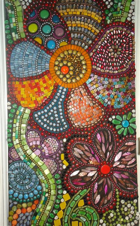 mosaic craft 25 best ideas about mosaic flowers on mosaic