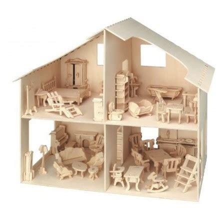 loisirs creatifs une maison de poup 233 e en bois 224 monter et 224 d 233 corer univers cr 233 atif