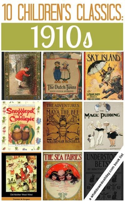 classic picture books for children classic children s books from the 1910s