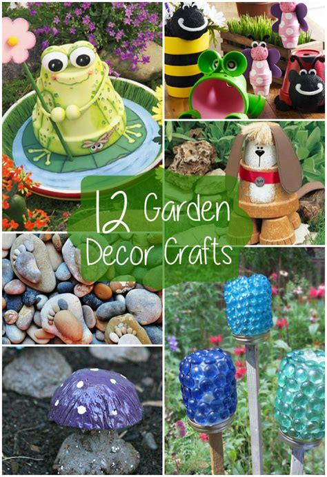 gardening crafts for 12 garden decor crafts the craftiest