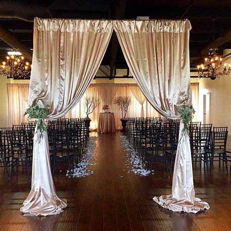 decorations for churches church wedding decorations shannon s custom florals