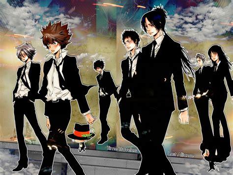 reborn hitman anime review katekyo hitman reborn anime winix
