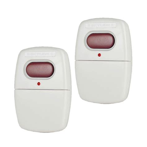Garage Door Remote Controls 69p Universal Garage Door Opener 1 Button Keychain Remote