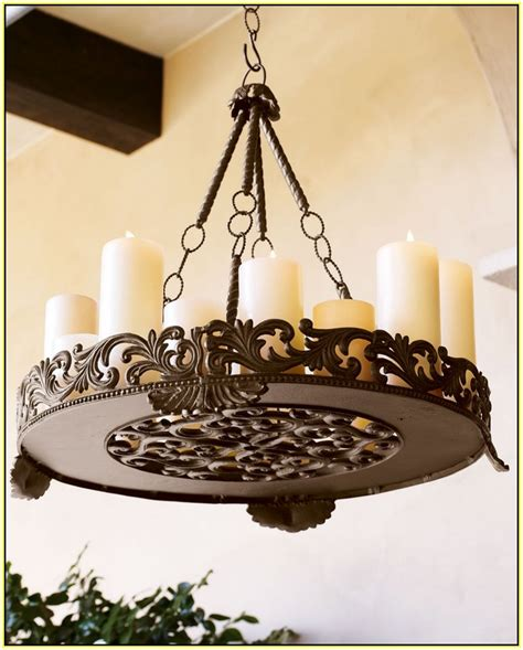 Diy Kitchen Backsplash Tile Ideas hanging candle chandelier non electric home design ideas
