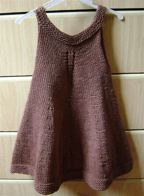 free knitted dress patterns for toddlers dress baby knit tejidos nuevos