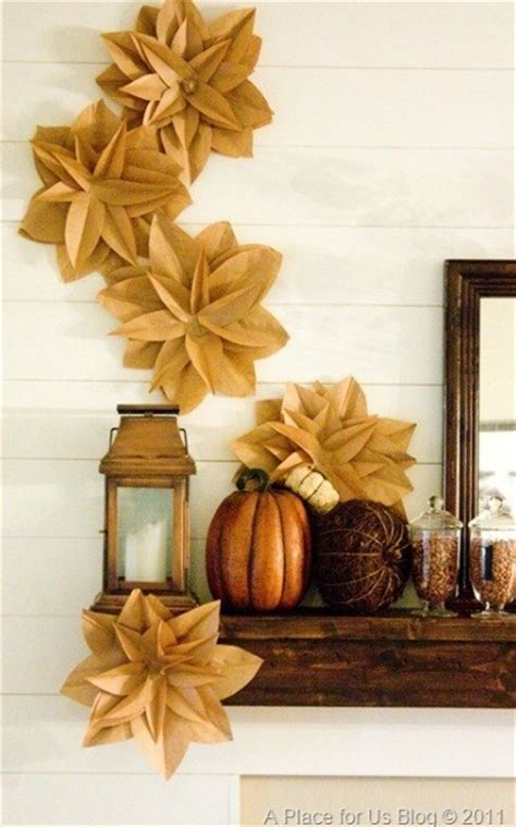 brown paper crafts craft of the day brown paper bag flowers huffpost