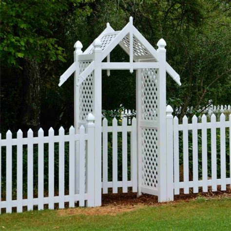 Garden Arch Home Hardware Fendeck Garden Arch