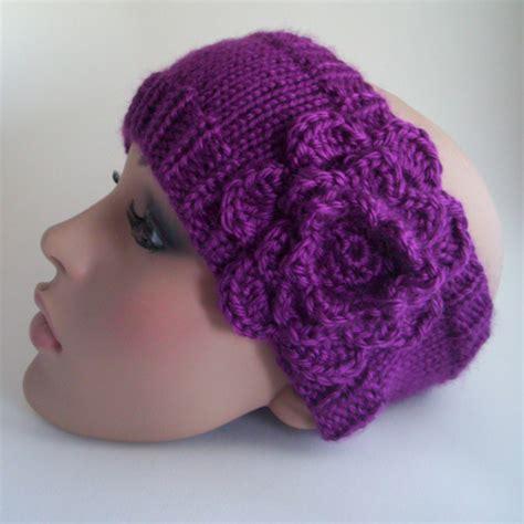 hair knitting patterns headband free knitting pattern from the hair
