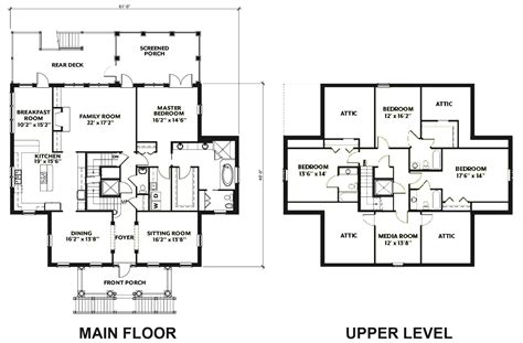 architectural plan architectural designs plans homes floor plans