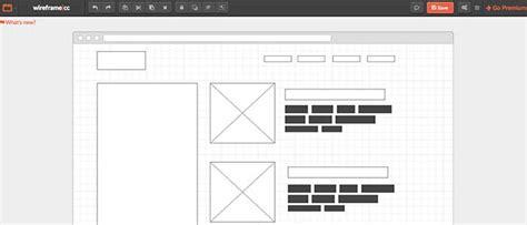 best online wireframe tool top 5 free wireframing tools for designers