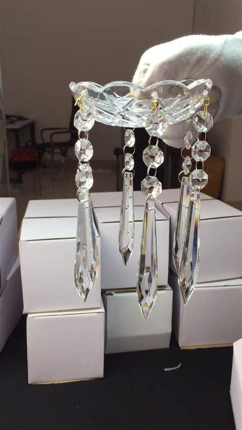 chandelier glass parts show chandelier parts glass bobeches with prisms buy chandelier parts glass
