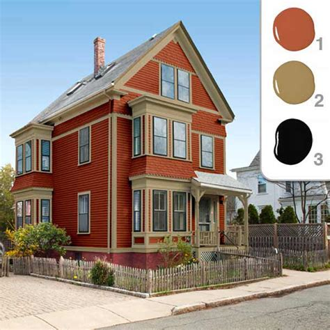 house paint colors picking the exterior paint colors patriot