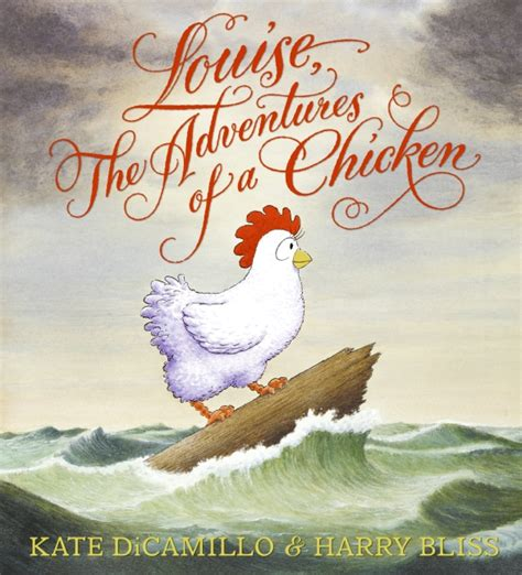 Picture Books For Louise The Adventures Of A