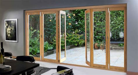 folding glass doors for patio gliding patio doors feel the home