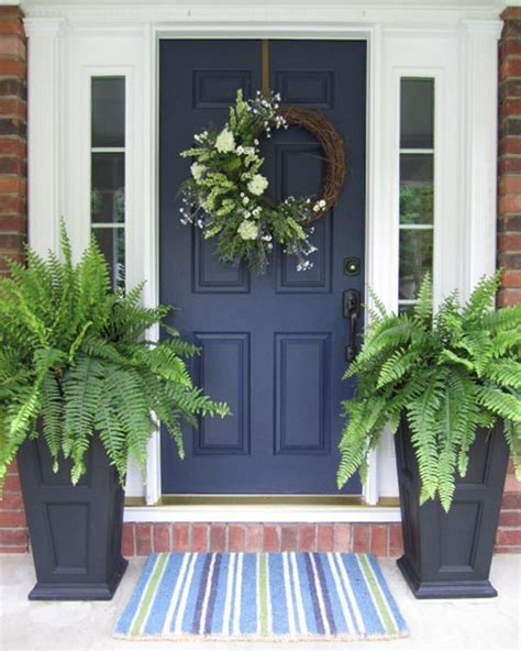 exterior doors colors 25 best ideas about colored front doors on