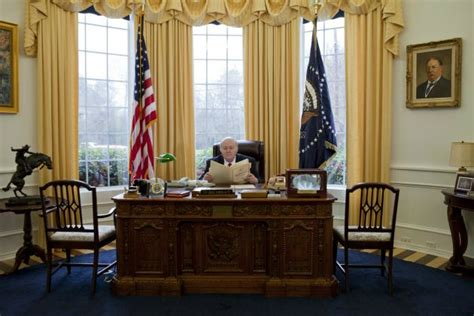 Obama Oval Office Decor texas man obsessed with white house builds mini oval