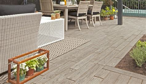 wood pavers for patio the best landscape patio paving choices what s new