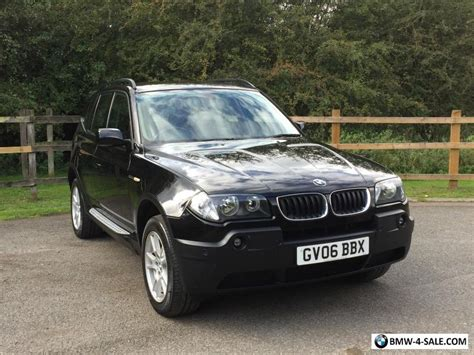 hayes car manuals 2006 bmw x3 on board diagnostic system 2006 four wheel drive x3 for sale in united kingdom